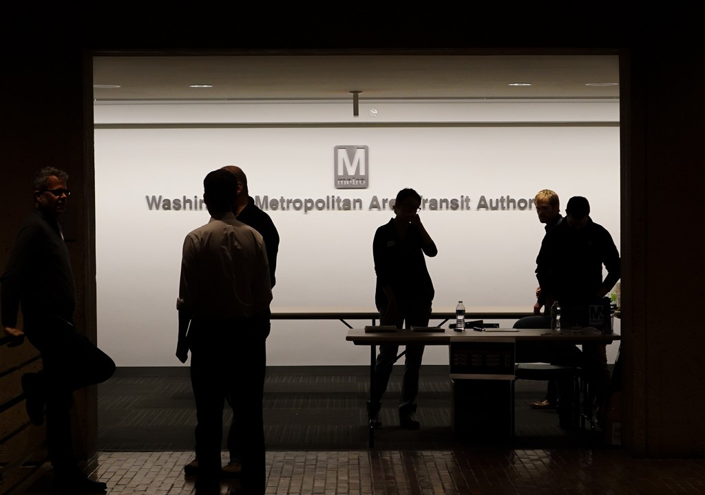 Our visit in WMATA